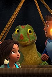 The Gecko's Tale Poster