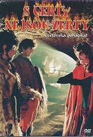 Karel Hermánek and Ondrej Vetchý in S certy nejsou zerty (1985)