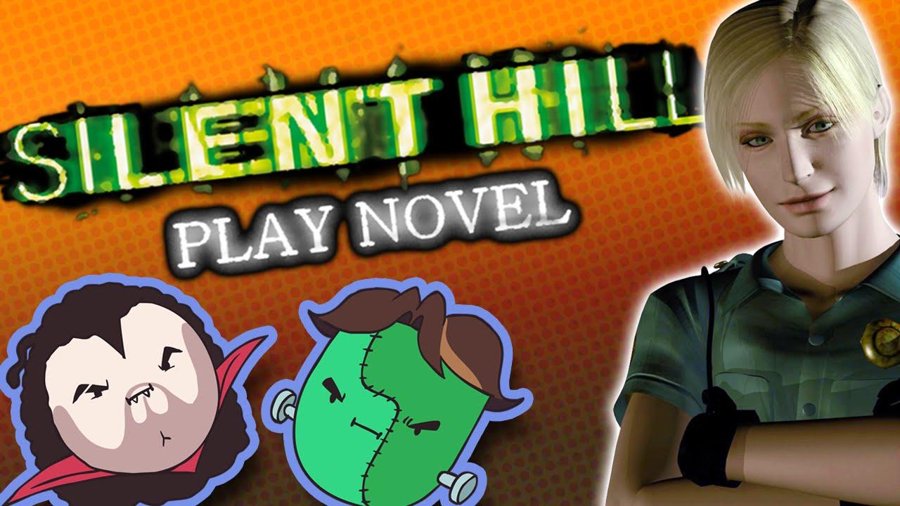 Silent Hill Play Novel 2014