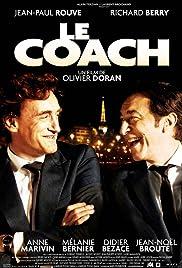 Le coach Poster