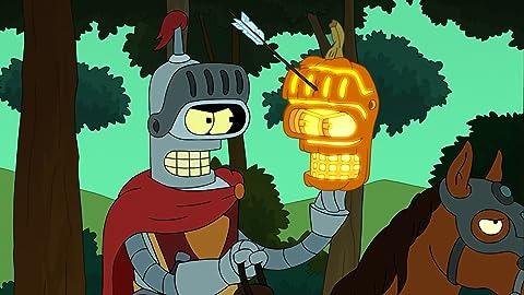Futurama 6×11 – El juego de Bender: Parte 3