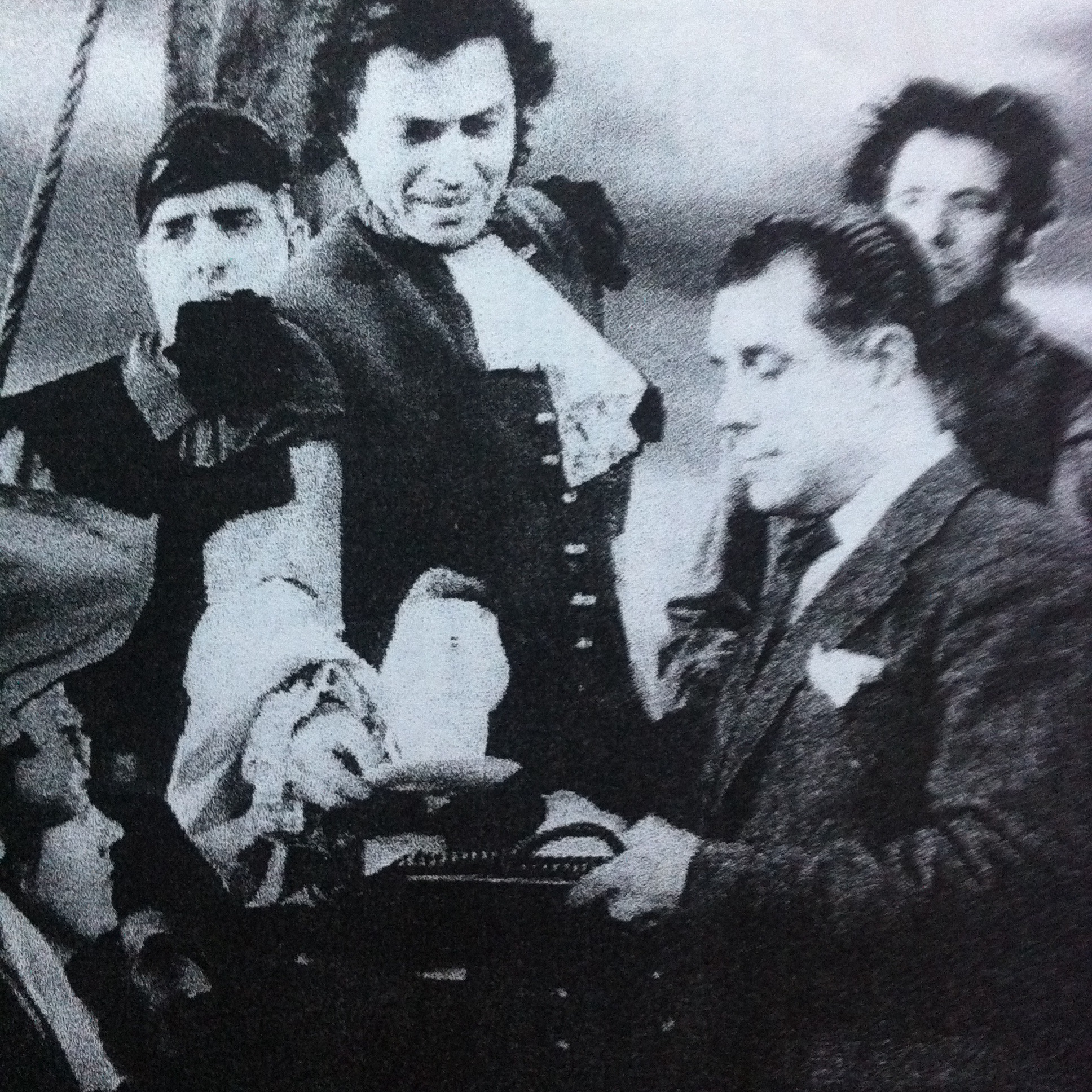 James Mason in The Wicked Lady (1945)