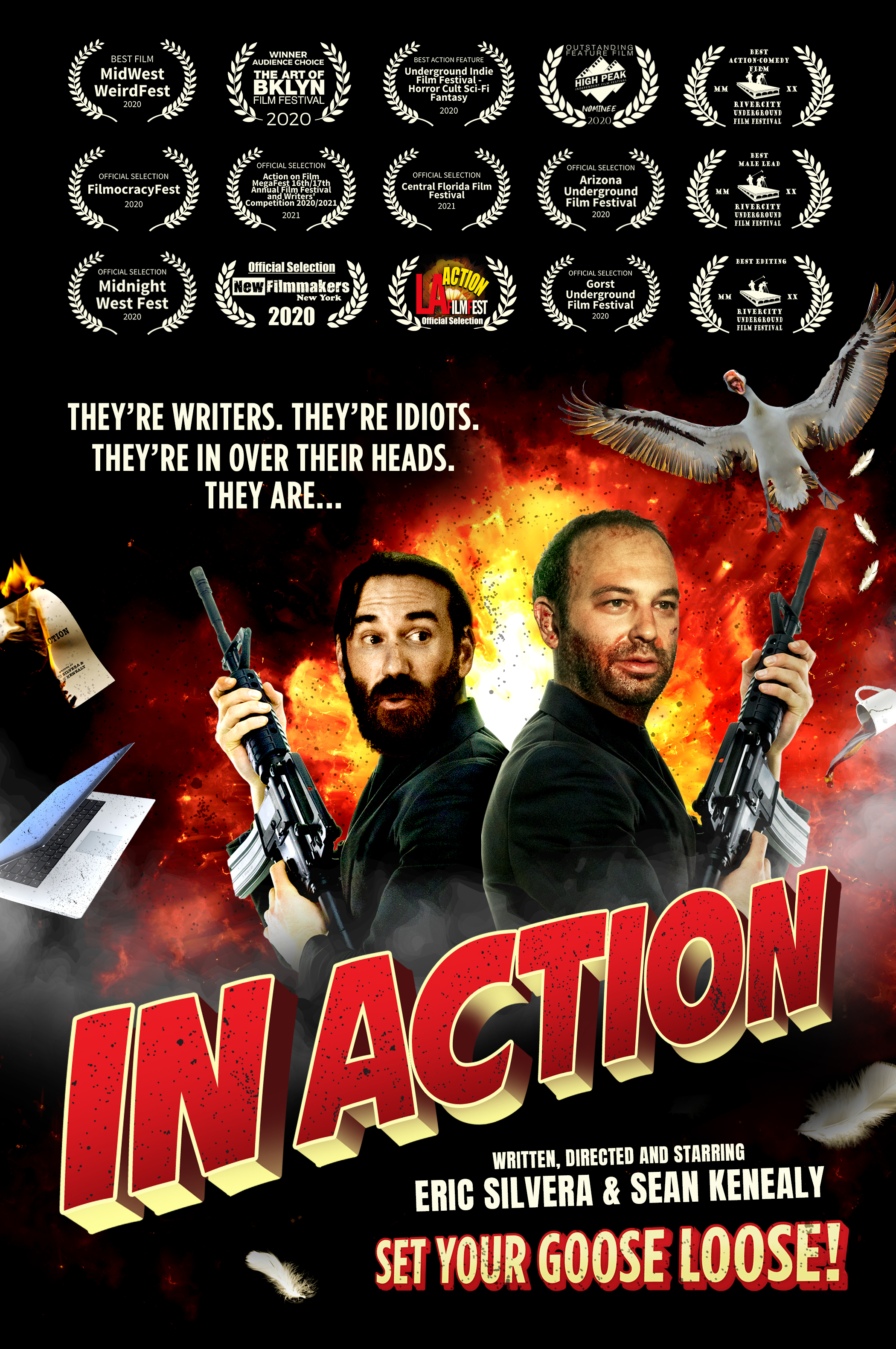 In Action poster image
