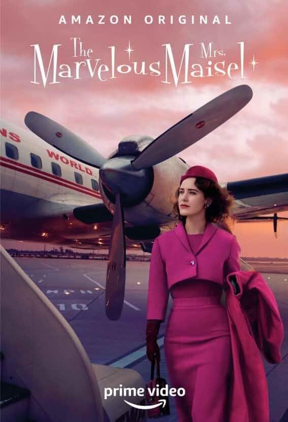 The Marvelous Mrs. Maisel Season 3 Complete
