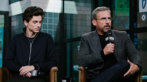 BUILD: Steve Carell and Timothée Chalamet on Protraying Real People