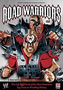 Mega movie downloads Road Warriors: The Life and Death of Wrestling's Most Dominant Tag Team by Steve Yu [BRRip]