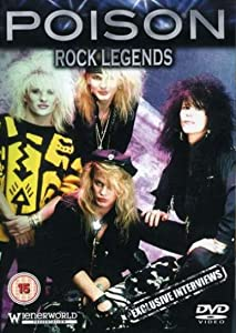 Psp movie downloads no Poison: Rock Legends USA [XviD]
