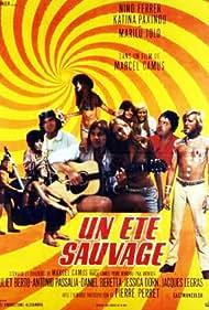 Un été sauvage (1970) Poster - Movie Forum, Cast, Reviews