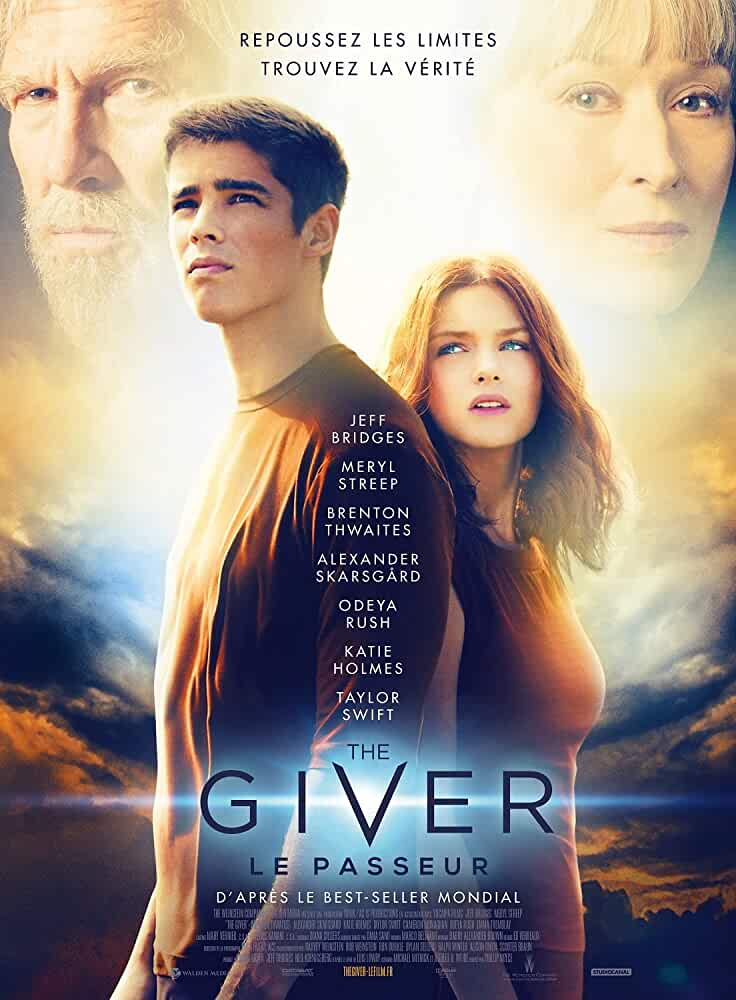 The Giver (2014) Hindi Dubbed