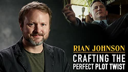 'Knives Out' director Rian Johnson breaks down his process for creating unique, cinematic plot twists, while revealing some of his favorite moments in film history.