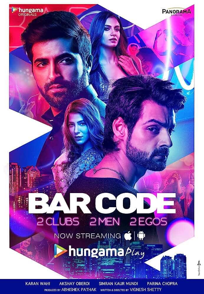 Barcode (2018) Season 1 Hindi Complete