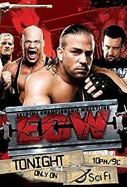 ECW on Sci-Fi Poster