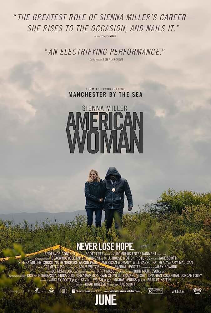 American Woman (2018) Hindi Dubbed