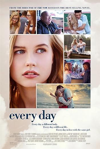 Every Day 2018 Full English Movie 480p 400MB BluRay