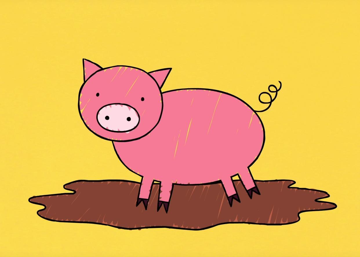 Как нарисовать кота Плагга из Леди Баг и Супер Кот | 885x1242