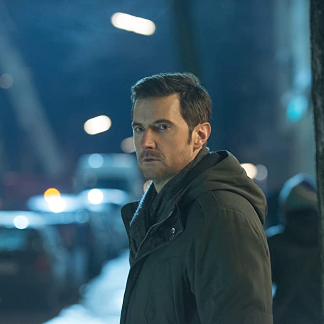 Richard Armitage in Berlin Station (2016)