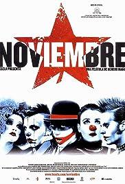 Noviembre(2003) Poster - Movie Forum, Cast, Reviews