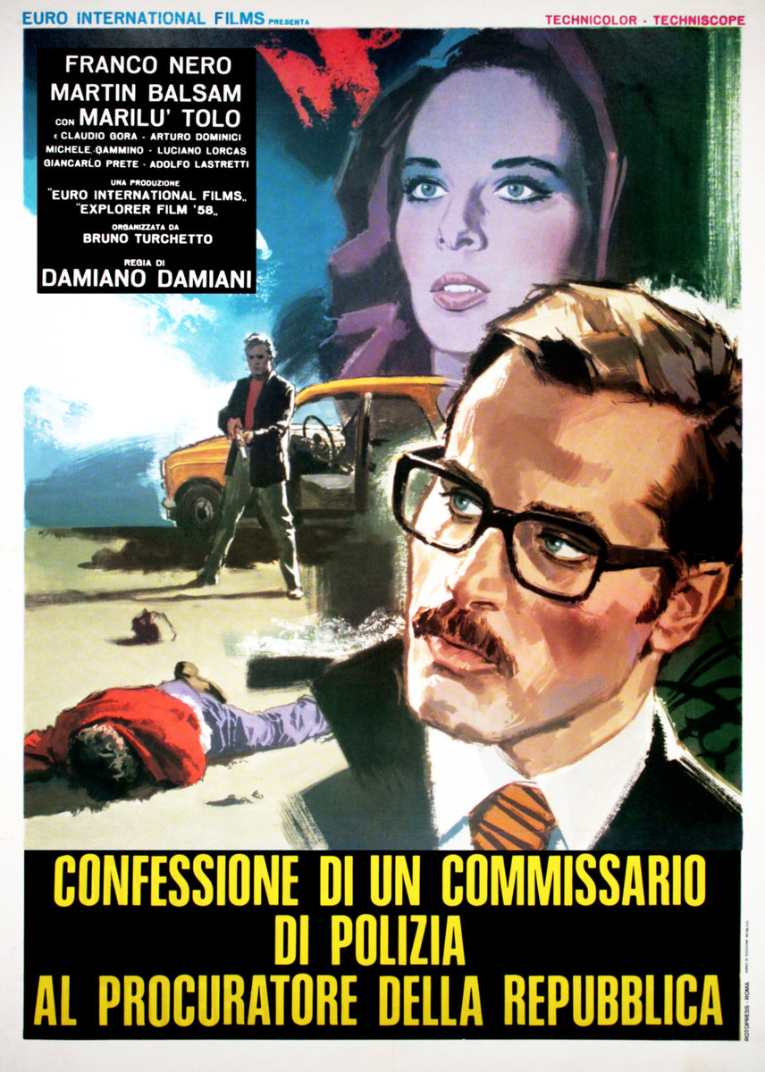 Confessions of a Police Captain (1971) - IMDb