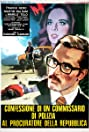 Confessions of a Police Captain (1971) Poster