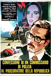 Confessions of a Police Captain (1971) Poster - Movie Forum, Cast, Reviews