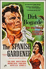 The Spanish Gardener (1956) Poster - Movie Forum, Cast, Reviews