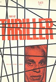 Thriller Poster - TV Show Forum, Cast, Reviews
