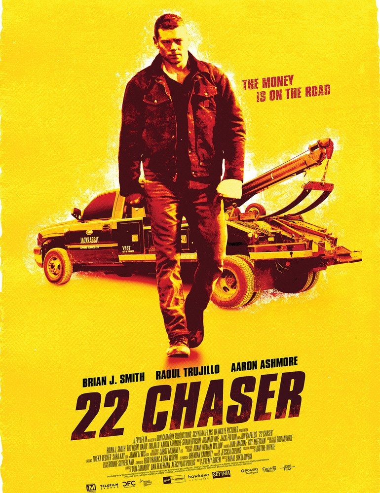 22 Chaser (2018) English 250MB HDRip 480p x264