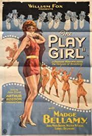 The Play Girl Poster