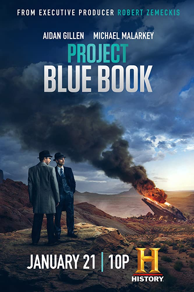 Projektas mėlynoji knyga (2 Sezonas) (2020) online