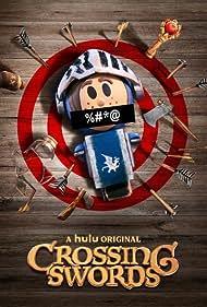 Nicholas Hoult in Crossing Swords (2020)