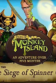 Tales of Monkey Island: Chapter 2 - The Siege of Spinner Cay (2009) Poster - Movie Forum, Cast, Reviews