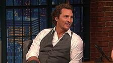 Matthew McConaughey/Taran Killam/Lady Antebellum/Sean Kinney