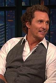 Matthew McConaughey/Taran Killam/Lady Antebellum/Sean Kinney Poster