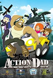 Action Dad Poster