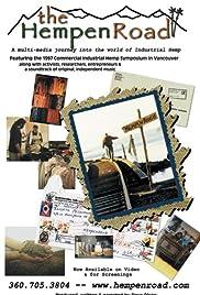 HempenRoad: Cascadia Journey Poster