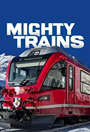 Mighty Trains Poster