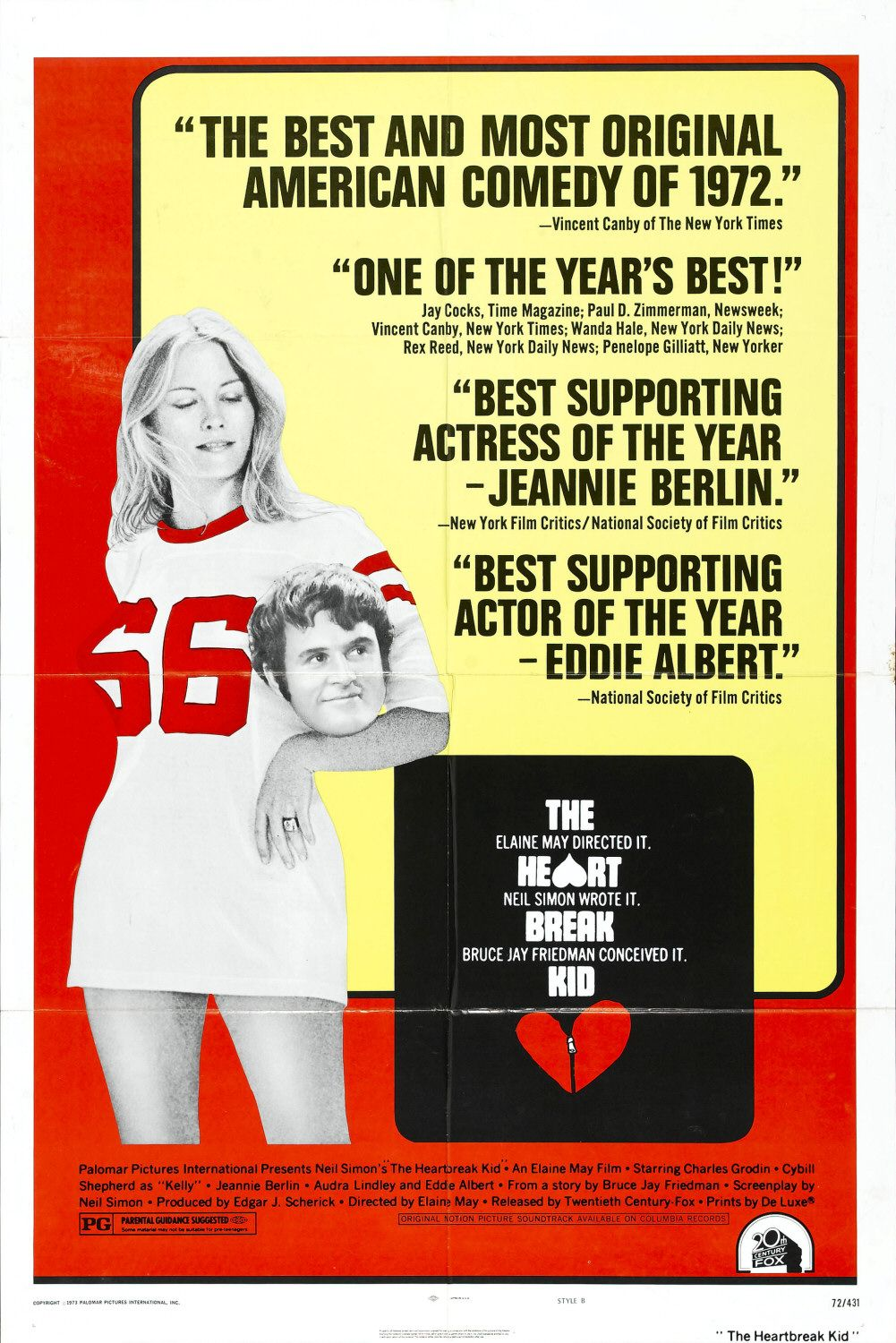 The Heartbreak Kid (1972) - IMDb