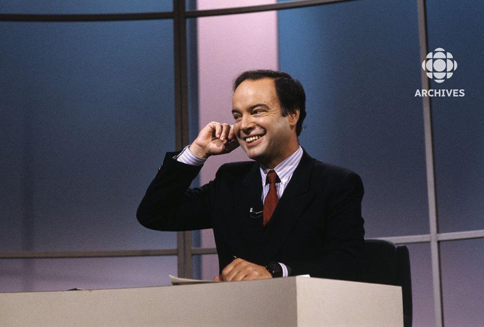 Pierre Nadeau in Déjà 20 ans (1983)