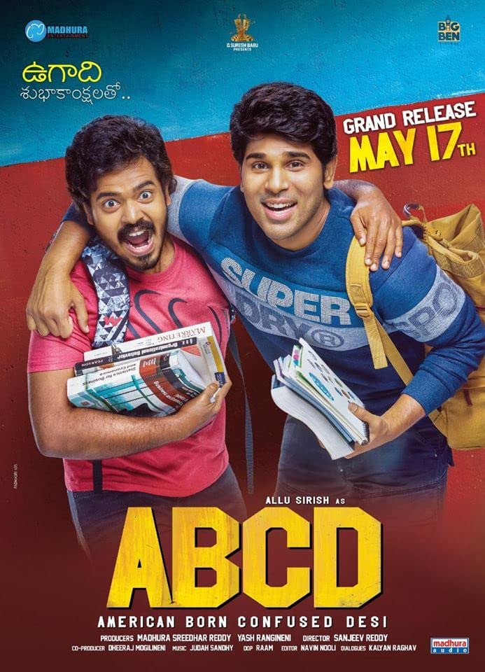 ABCD: American Born Confused Desi 2021 Hindi Dubbed ORG 1080p HDRip 2.5GB Download