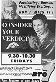 Consider Your Verdict Poster