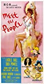 Meet the People (1944) Poster