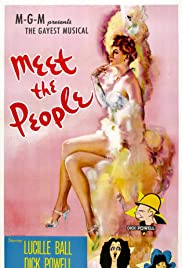 Meet the People Poster
