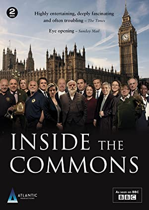 Where to stream Inside the Commons