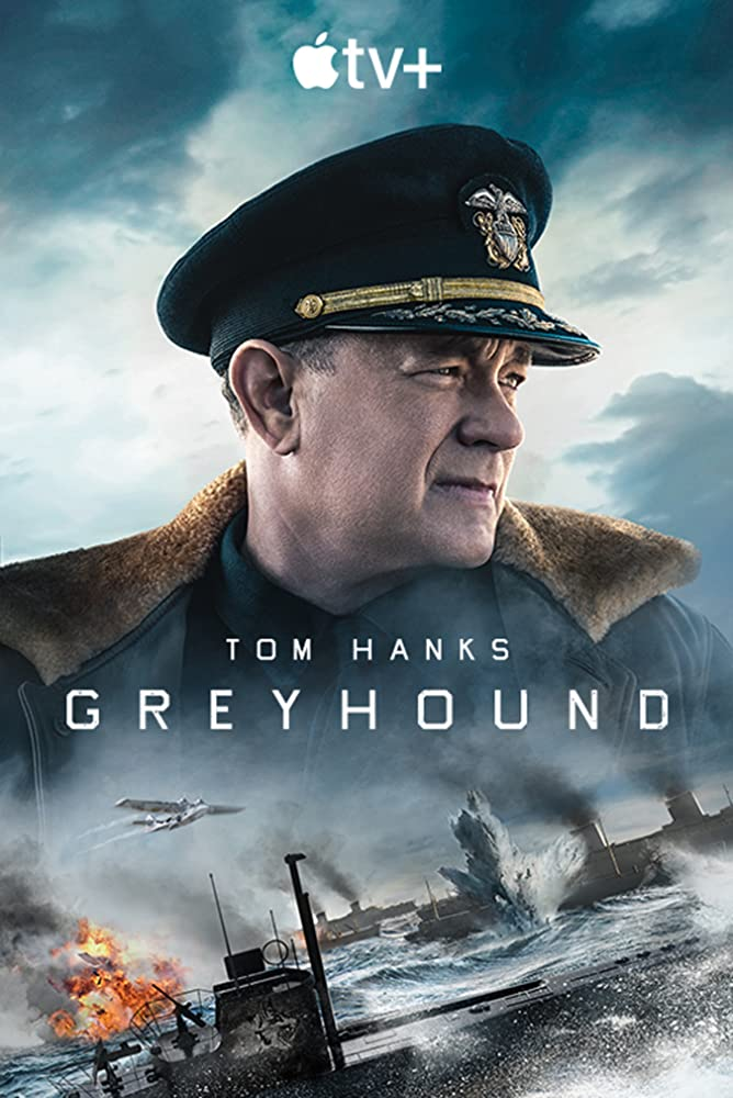 Greyhound (2020) English 720p HDRIp Esubs DL