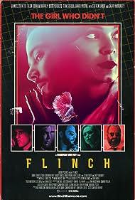 Cathy Moriarty, Tom Segura, Daniel Zovatto, Tilda Cobham-Hervey, and Buddy Duress in Flinch (2021)