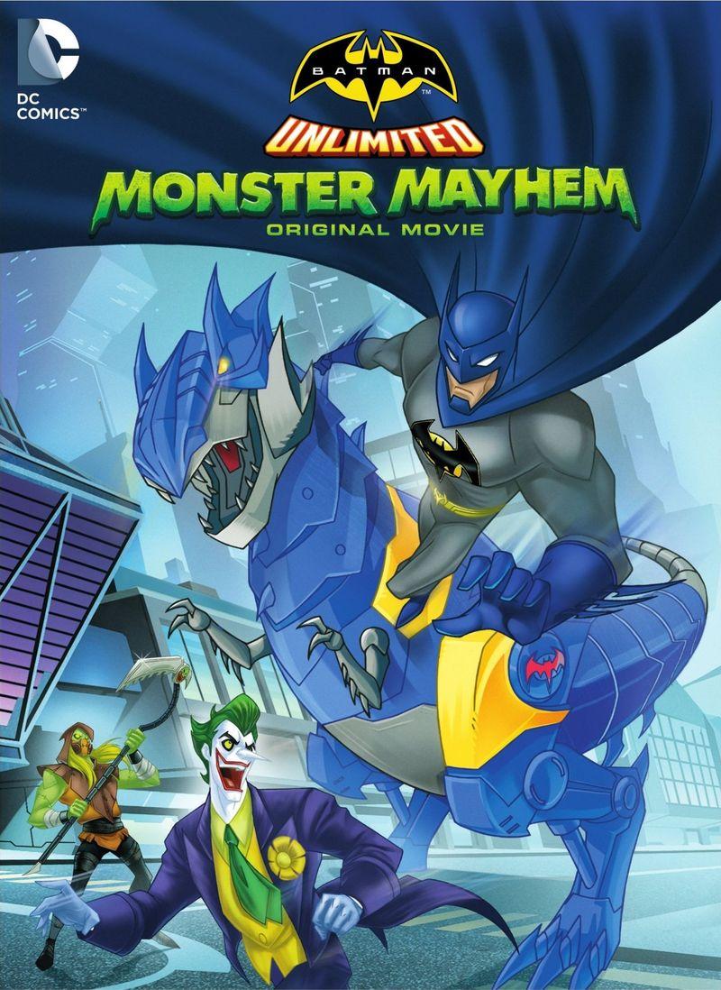 ดูหนังออนไลน์ Batman Unlimited: Monster Mayhem (2015)