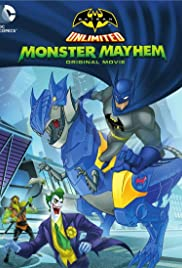Batman Unlimited: Monster Mayhem (2015) 720p