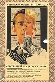 Hodíme se k sobe, milácku...?(1975) Poster - Movie Forum, Cast, Reviews