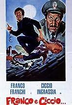 Franco e Ciccio ...ladro e guardia