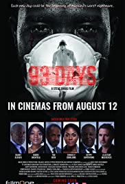 93 Days Poster